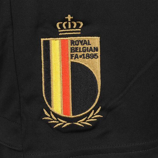 Belgien Trainingsshort EM 2021 Herren, schwarz, zoom bei OUTFITTER Online