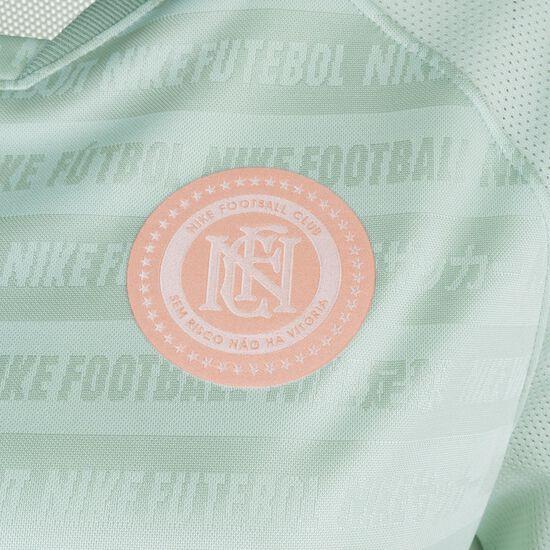 F.C. Fußballshirt Damen, mint / altrosa, zoom bei OUTFITTER Online