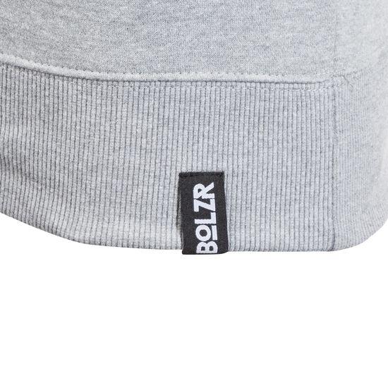 Kapuzenpullover Herren, grau / blau, zoom bei OUTFITTER Online