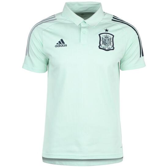 FEF Spanien Poloshirt EM 2020 Herren, mint, zoom bei OUTFITTER Online