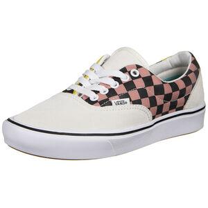 UA ComfyCush Era Sneaker Damen, weiß / braun, zoom bei OUTFITTER Online
