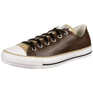 Chuck Taylor All Star OX Sneaker, dunkelbraun / beige, zoom bei OUTFITTER Online