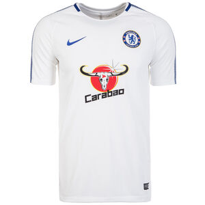 FC Chelsea Breathe Squad Trainingsshirt Herren, Weiß, zoom bei OUTFITTER Online