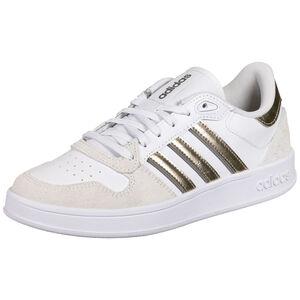 Breaknet Plus Sneaker Damen, weiß / gold, zoom bei OUTFITTER Online