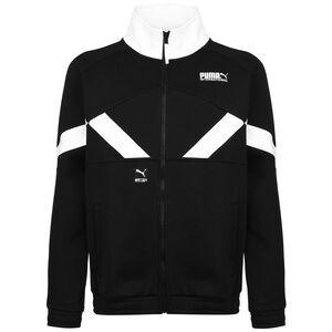 International Double Knit Trainingsjacke Herren, schwarz / weiß, zoom bei OUTFITTER Online
