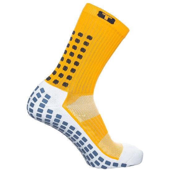 Mid-Calf Cushion Socken Herren, Gelb, zoom bei OUTFITTER Online