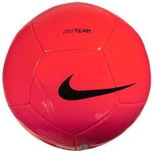 Pitch Team Fußball, rot / schwarz, zoom bei OUTFITTER Online