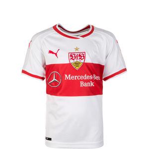 VfB Stuttgart Trikot Home 2018/2019 Kinder, Weiß, zoom bei OUTFITTER Online