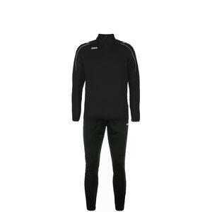 Classico Trainingsanzug Kinder, schwarz / weiß, zoom bei OUTFITTER Online