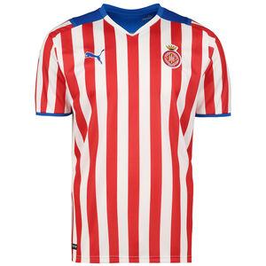 FC Girona Trikot Home 2021/2022 Herren, weiß / rot, zoom bei OUTFITTER Online