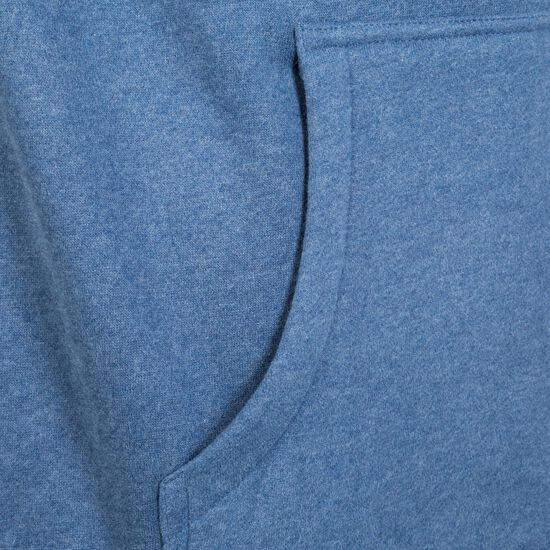Hoodie Kapuzenpullover Herren, hellblau / weiß, zoom bei OUTFITTER Online