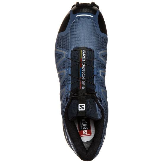 Speedcross 4 Trail Laufschuh Herren, Blau, zoom bei OUTFITTER Online
