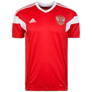 RFU Russland Trikot Home WM 2018 Herren, Rot, zoom bei OUTFITTER Online