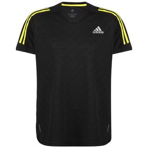 Own The Run Laufshirt Herren, schwarz, zoom bei OUTFITTER Online