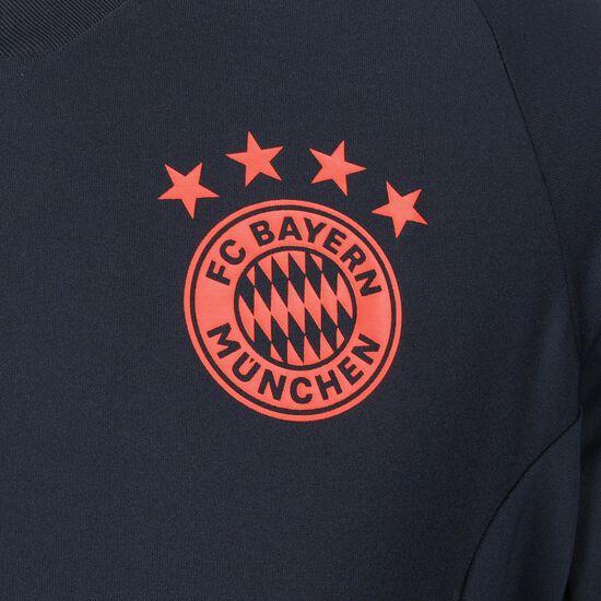 FC Bayern München Ultimate Trainingsshirt Herren, dunkelblau / rot, zoom bei OUTFITTER Online