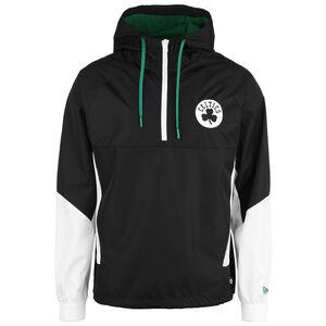 NBA Panel Boston Celtics Windbreaker Herren, schwarz / grün, zoom bei OUTFITTER Online