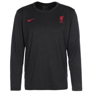 FC Liverpool Superset Longsleeve Herren, schwarz / rot, zoom bei OUTFITTER Online