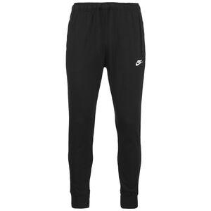 Club Jersey Jogginghose Herren, schwarz / weiß, zoom bei OUTFITTER Online