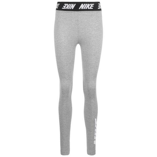 Club High-Rise Leggings Damen, grau / schwarz, zoom bei OUTFITTER Online