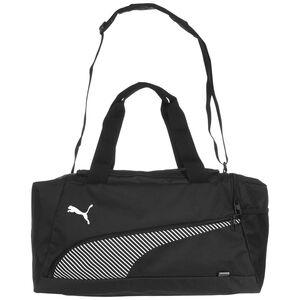 Fundamentals Sporttasche Small, schwarz / weiß, zoom bei OUTFITTER Online