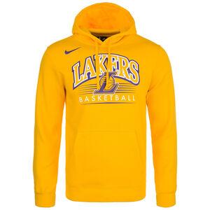 Los Angeles Lakers Kapuzenpullover Herren, gelb / blau, zoom bei OUTFITTER Online