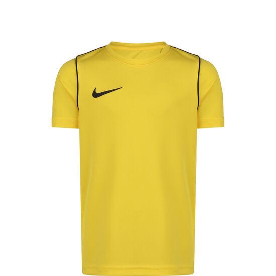 Park 20 Trainingsshirt Kinder, gelb / schwarz, zoom bei OUTFITTER Online