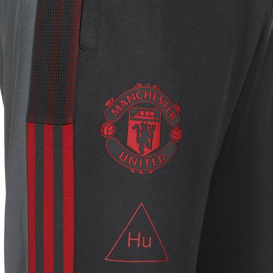 Manchester United Human Race FC Trainingshose Herren, dunkelgrau / rot, zoom bei OUTFITTER Online