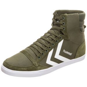 Slimmer Stadil High Sneaker, grün, zoom bei OUTFITTER Online