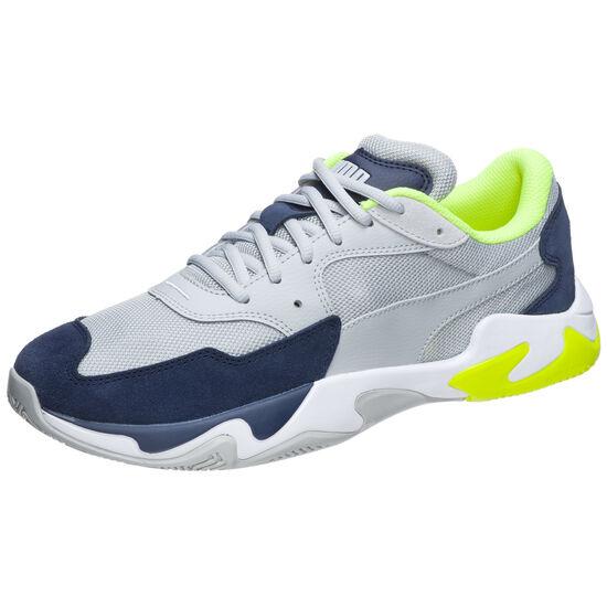 Storm Adrenalin Sneaker, grau / neongrün, zoom bei OUTFITTER Online