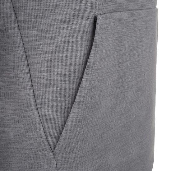 Optic Graphic Kapuzenpullover Herren, grau / weiß, zoom bei OUTFITTER Online