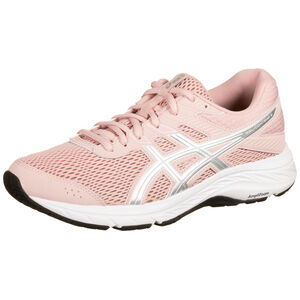 GEL-CONTEND 6 Laufschuh Damen, rosa / weiß, zoom bei OUTFITTER Online