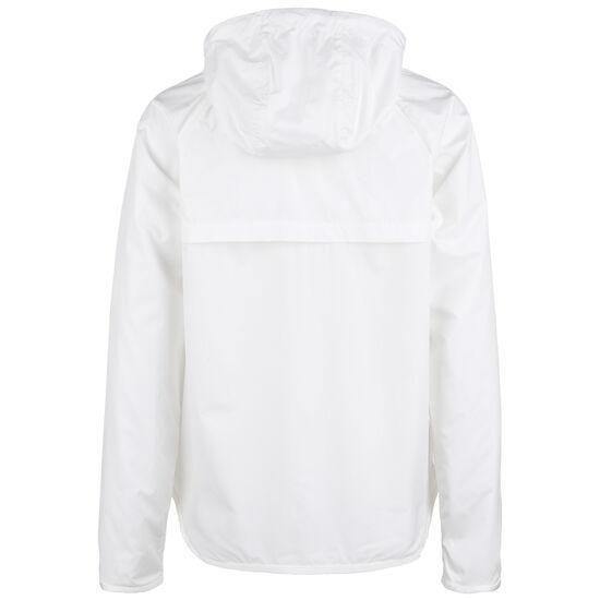 Windrunner Kapuzenjacke Damen, weiß / schwarz, zoom bei OUTFITTER Online