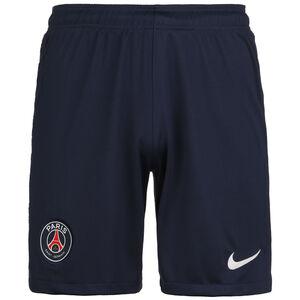 Paris St.-Germain Short Home Stadium 2020/2021 Herren, dunkelblau / weiß, zoom bei OUTFITTER Online