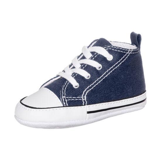 Chuck Taylor First Star High Sneaker Kleinkinder, Blau, zoom bei OUTFITTER Online