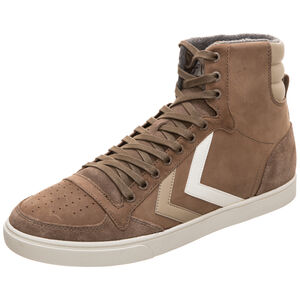 Slimmer Stadil Duo Oiled High Sneaker, Braun, zoom bei OUTFITTER Online
