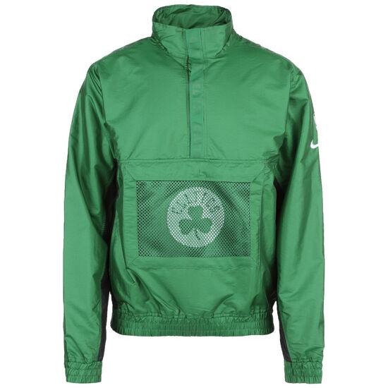Boston Celtic Lightweight Jacke Herren, grün / schwarz, zoom bei OUTFITTER Online