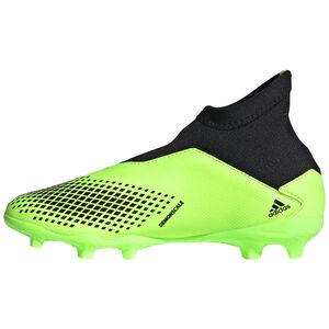 Predator 20.3 FG Fußballschuh Kinder, hellgrün / schwarz, zoom bei OUTFITTER Online