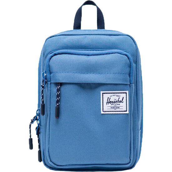 Form Large Tasche, blau, zoom bei OUTFITTER Online