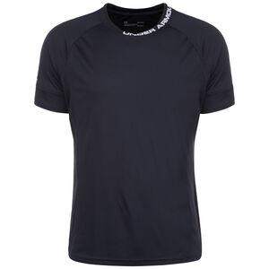HeatGear Challenger III Trainingsshirt Herren, schwarz / weiß, zoom bei OUTFITTER Online