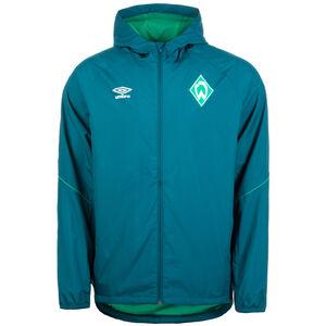 SV Werder Bremen Regenjacke Herren, Grün, zoom bei OUTFITTER Online