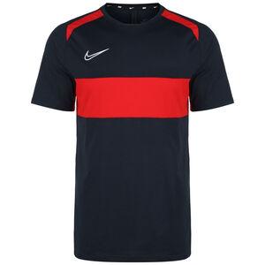 Dry Academy Trainingsshirt Herren, dunkelblau / rot, zoom bei OUTFITTER Online