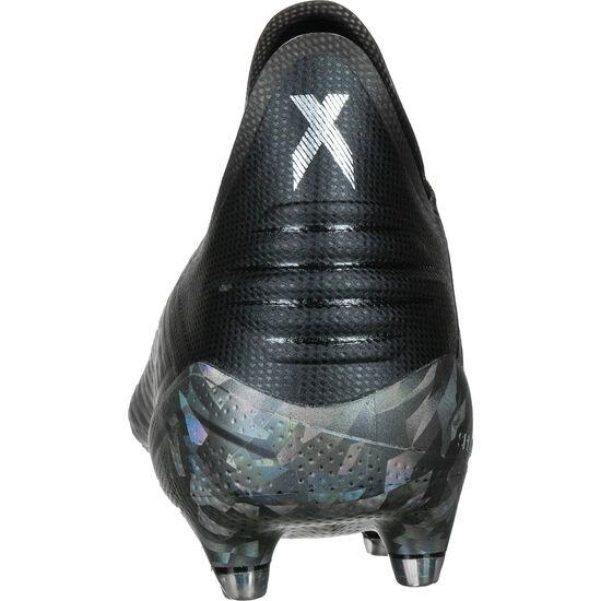 X 19+ FG Fußballschuh Herren, schwarz / grau, zoom bei OUTFITTER Online