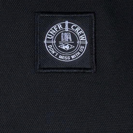 DMWU Patch Sweatjacke Herren, schwarz / weiß, zoom bei OUTFITTER Online