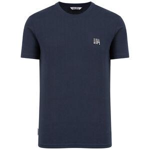 UA T-Shirt Herren, dunkelblau, zoom bei OUTFITTER Online