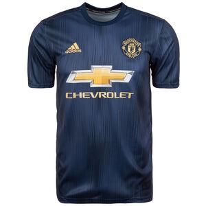 Manchester United Trikot 3rd 2018/2019 Herren, Blau, zoom bei OUTFITTER Online