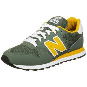 GM500-D Sneaker Herren, grün / gelb, zoom bei OUTFITTER Online