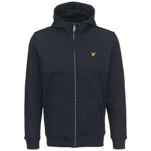 Softshell Jersey Zip Kapuzenjacke, dunkelblau, zoom bei OUTFITTER Online
