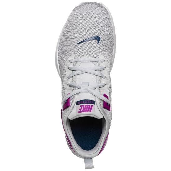 Flex Trainer 9 Trainingsschuh Damen, dunkelgrau / blau, zoom bei OUTFITTER Online