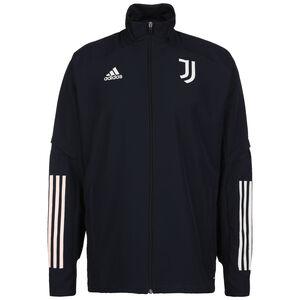 Juventus Turin Präsentationsjacke Herren, dunkelblau / hellgrau, zoom bei OUTFITTER Online