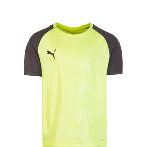 Cup Training Trainingsshirt Kinder, neongelb / anthrazit, zoom bei OUTFITTER Online